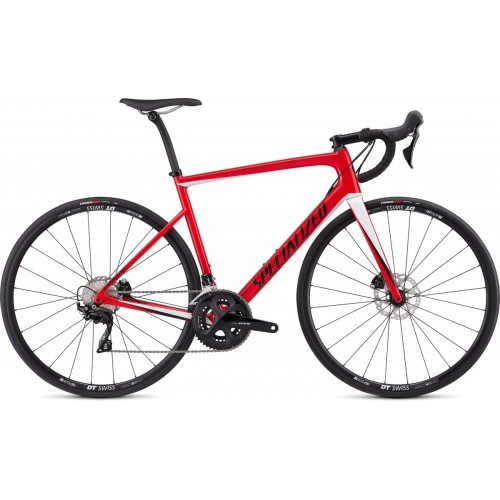 Specialized Tarmac Men Sl6 Sport Disc, Flored/metwhtsil/tarblk