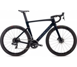 Specialized Venge Pro Disc Etap, Teal Tint Carbon/black